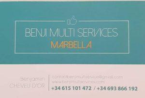 Benji Multi Services Marbella