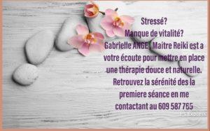 Gabrielle Ange Thérapie douce - Reiki