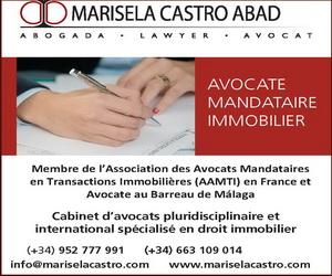 Marisela Castro Abad Avocate à Marbella Costa del SOl