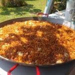 La paella de Charli a Mijas Costa