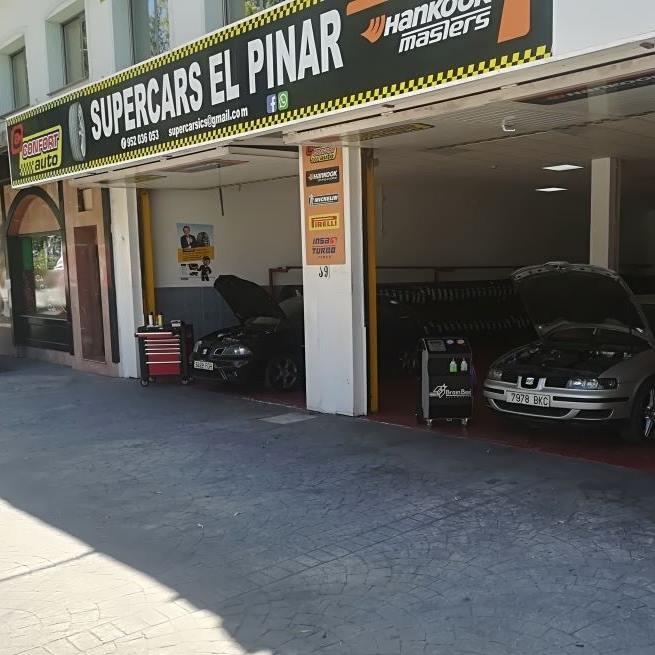 Supercar EL PNAR Torremolinos