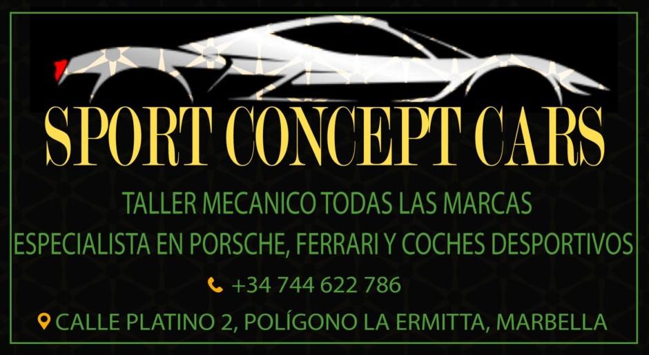 SPORT CONCEPT CARS MARBELLA