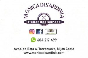 Monica Di Sardinia
