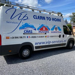VIP Services Cleaning